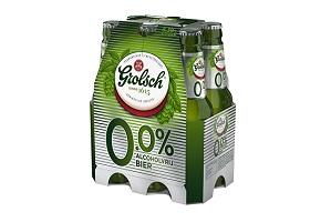 Grolsch introduceert Grolsch 0.0% en twee nieuwe 0.0% Radlers