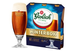 Grolsch geeft winterseizoen een eigen bier