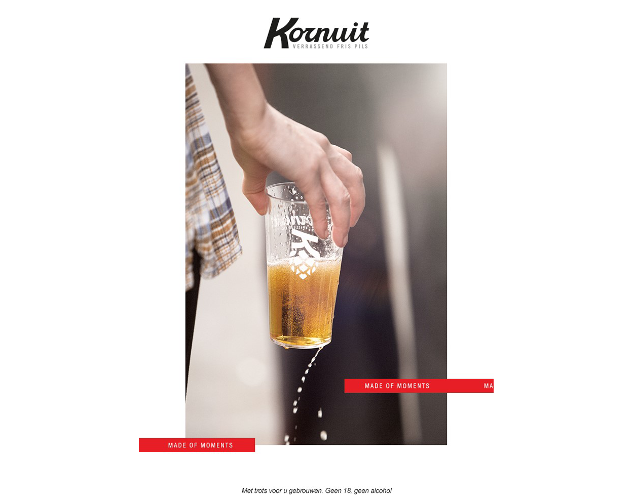 Kornuit: Made of Moments